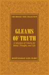 Gleams of Truth: Prescriptions for a Healthy Social Life - Said Nursi