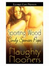 Sporting Wood - Cindy Spencer Pape