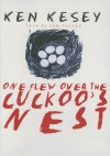 One Flew over the Cuckoo's Nest: Library Edition (Audiocd) - Ken Kesey, Tom Parker