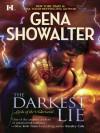 The Darkest Lie (Hqn) - Gena Showalter