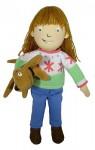 "Emily Post 9"" Doll - Cindy Post Senning, Peggy Post, Steve Björkman"