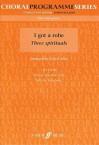 I Got a Robe: Three Spirituals - Gwyn Arch, Alfred A. Knopf Publishing Company, Simon Halsey