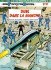 Les Tuniques bleues, tome 37 : Duel dans la Manche - Raoul Cauvin