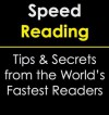 Speed Reading: Secrets from the World's Fastest Speed Readers - Malibu Apps