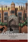 Great Expectations: The Graphic Novel - Jen Green, Charles Dickens, John Stokes, Jason Cardy, Jim Campbell