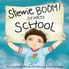 Stewie BOOM! Starts School by Bronstein, Christine (June 30, 2014) Paperback - Christine Bronstein