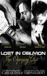 The Opening Act (Rockstar Romance) (Lost in Oblivion books 1-3) - Taryn Elliott, Cari Quinn