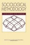 Sociological Methodology, Sociological Methodology 1993 (Sociological Methodology) - Peter Marsden