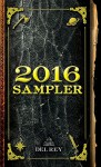 2016 Del Rey Sampler - Katherine Arden, Indra Das, Sylvain Neuvel, Michael J. Sullivan, Connie Willis