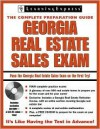 Georgia Real Estate Sales Exam [With CD-ROM] - Learning Express LLC