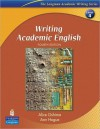 Writing Academic English and Eye on Editing 2: Value Pack - Alice Oshima, Ann Hogue