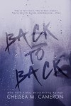 Back to Back - Chelsea M. Cameron