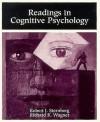 Readings in Cognitive Psychology - Robert J. Sternberg, Richard K. Wagner