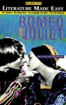 Romeo and Juliet (Literature Made Easy) - Lisa Fabry, Tony Buzan
