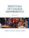 Essentials Of College Mathematics (2nd Edition) (Essentials (Prentice Hall)) - Cheryl Cleaves, Margie Hobbs