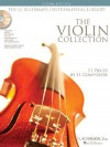 The Violin Collection - Intermediate Level: 11 Pieces by 11 Composers [With 2 CDs and Book with Just Violin Part] - G. Schirmer