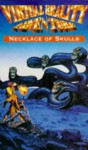 Virtual Reality: Necklace of Skulls (The virtual reality series) - Dave Morris, Smith, Russ Nicholson