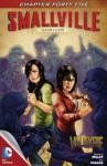 Smallville: Valkyrie, Part 2 - Bryan Q. Miller, Cat Staggs, Carrie Strachan