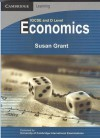 Igcse And O Level Economics India Edition - Susan Grant