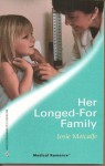 Her Longed-For Family - Josie Metcalfe