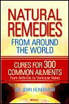 Natural Remedies From Around the World (Perfect Paperback) - John Heinerman