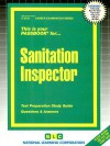 Sanitation Inspector - National Learning Corporation