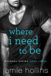 Where I Need To Be (McKenna Series Book 3) - Jamie Hollins