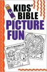 Kids' Bible Picture Fun - Ken Save, Ken Save