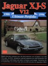 Jaguar XJ-S V12 1988-1996 Ultimate Portfolio - R.M. Clarke