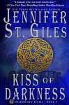 Kiss of Darkness (The Shadowmen Book 3) - Jennifer St. Giles