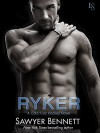 Ryker: A Cold Fury Hockey Novel (Carolina Cold Fury Hockey) - Sawyer Bennett