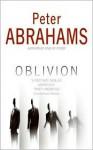 Oblivion - Peter Abrahams