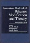 International Handbook of Behavior Modification and Therapy - Alan S. Bellack, Michel Hersen, Alan E. Kazdin