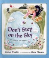 Don't Step on the Sky: A Handful of Haiku - Miriam Chaikin, Hiroe Nakata