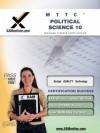 MTTC Political Science 10 Teacher Certification Test Prep Study Guide - Sharon Wynne
