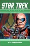 Star Trek Archives Volume 7: The Best of Klingons - Mike W. Barr, Tony Isabella, Len Wein, Tom Sutton, Ricardo Villagrán