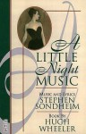 A Little Night Music - Stephen; Wheeler, Hugh Sondheim