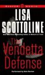 The Vendetta Defense (Audio) - Lisa Scottoline, Kate Burton
