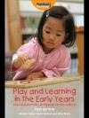 Play and Learning in the Early Years: Practical Activities and Games for the Under 3s - Jennie Lindon