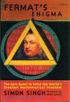 Fermat's Enigma: The Epic Quest to Solve the World's Greatest Mathematical Problem - Simon Singh