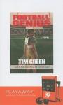 Football Genius [With Headphones] (Audio) - Tim Green, Full Cast Family