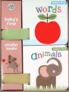 Animals and Words Stroller Book (Little Learners) - Parragon Books