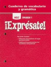 Expresate: Level 1 - Holt Rinehart