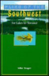 Flies of the Southwest for Lakes and Streams - Mike Yeager, Lisa Yeager, Jim Schollmeyer