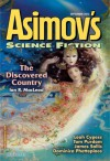 Asimov's Science Fiction Magazine - Sheila Williams, Ian R. MacLeod, Ian Creasey, Benjamin Crowell, Leah Cypess, James Sallis, Tom Purdom, Dominica Phetteplace