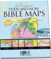 Deluxe Then and Now Bible Maps - Rose Publishing