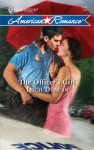 The Officer's Girl (Harlequin American Romance Series) - Leigh Duncan