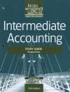 Intermediate Accounting,, Study Guide - Donald E. Kieso, Jerry J. Weygandt