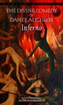 Inferno (The Divine Comedy) - Dante Alighieri, Allen Mandelbaum, Barry Moser, Laury Magnus