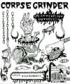 CORPSEGRINDER: A SplatterPunk Anthology - Hertzan Chimera, Crowerd Robinson, Jack Horne, Kyle Robertt